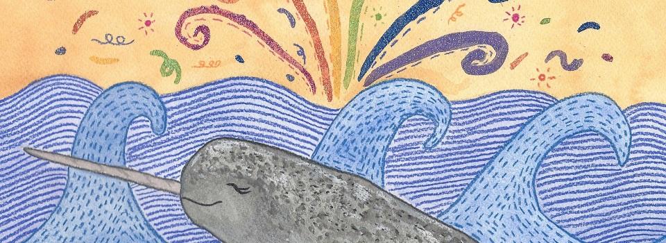 Conheça o Narval: o Unicórnio dos Mare