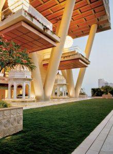 Jardim da Casa Antilia